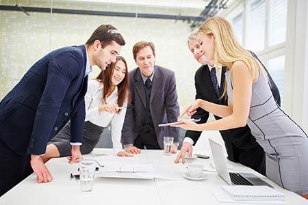 Gesunde Mitarbeiterführung